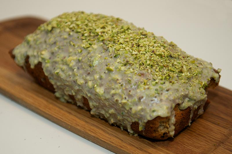 NBBO - Pistachio Loaf