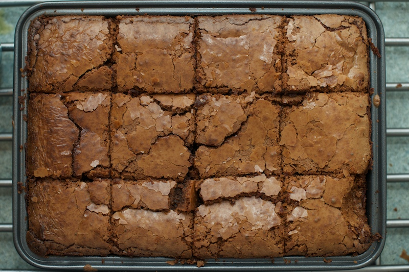 NBBO - Chocolate Brownies