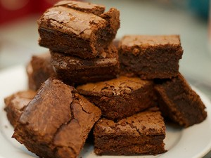 'Ultimate' Chocolate Brownies
