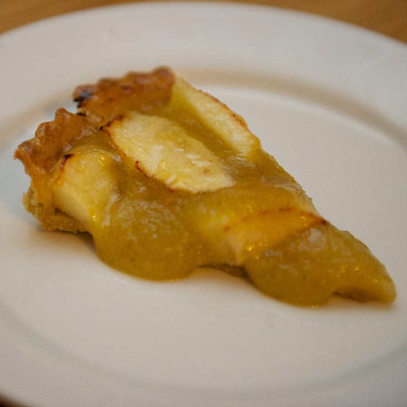 NBBO - French Apple Tart