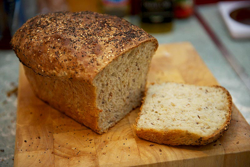 NBBO - Posh Seeded Loaf