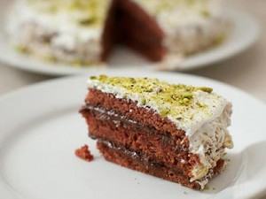 Gluten-free Red Velvet Beetroot Cake