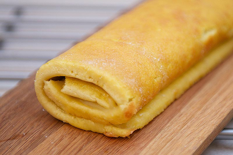 NBBO - Lemon Swiss Roll