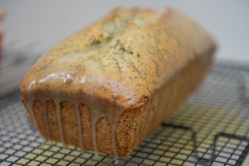 NBBO - Lemon & Poppyseed Loaf