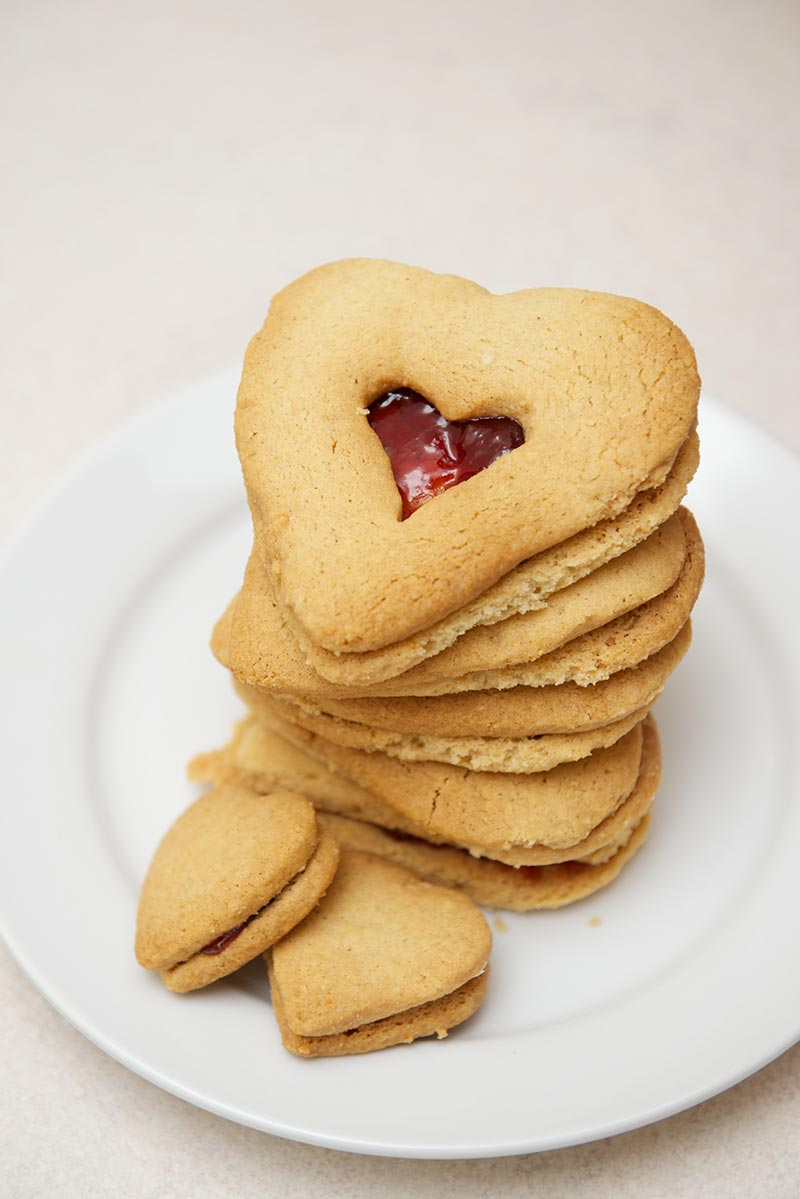 NBBO - Wedding Linzer Cookies